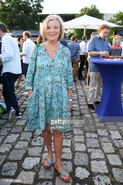 German actress Jutta Speidel attends the summer party of the German Producers Alliance on June 25, 2019 in Berlin, Germany.