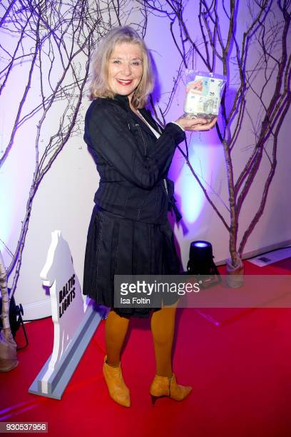 German actress Jutta Speidel during the 'Baltic Lights' charity event on March 10 2018 in Heringsdorf Germany The annual event hosted by German actor...