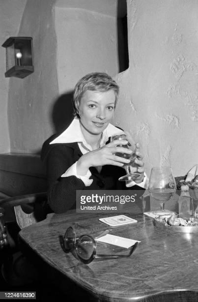 German actress Karin Anselm, Germany, 1970s, 24x36swNeg668.