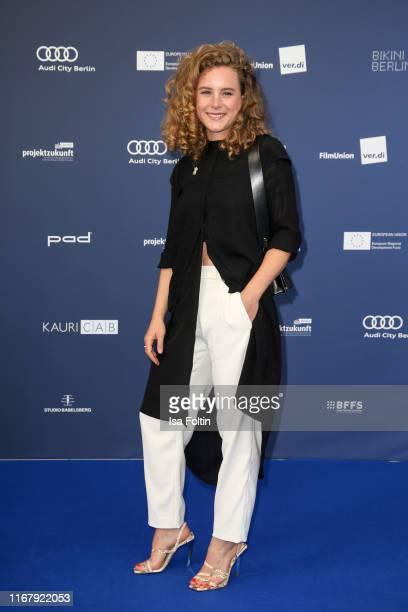 German actress Klara Deutschmann at the award ceremony of the Deutscher Schauspielpreis at Zoo Palast on September 13 2019 in Berlin Germany
