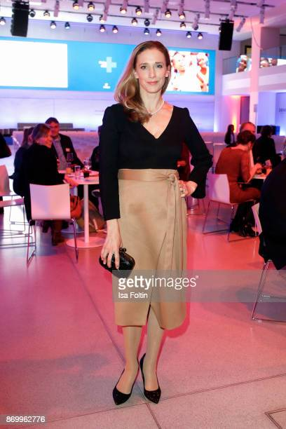 German actress Kristin Meyer attends the 19th Media Award by Kindernothilfe on November 3 2017 in Berlin Germany