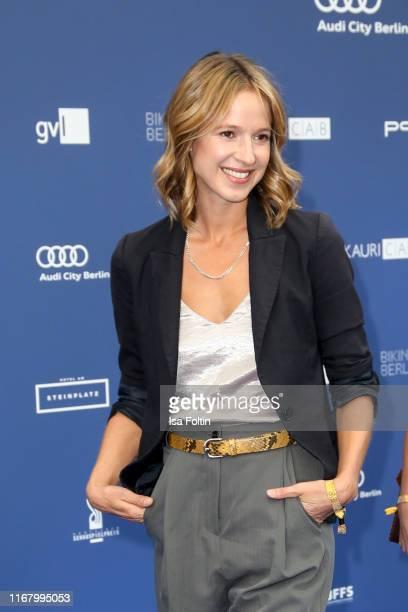 "German actress Lisa Bitter at the award ceremony of the ""Deutscher Schauspielpreis"" at Zoo Palast on September 13, 2019 in Berlin, Germany."