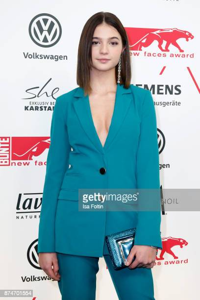 German actress LisaMarie Koroll attends the New Faces Award Style 2017 at The Grand on November 15 2017 in Berlin Germany