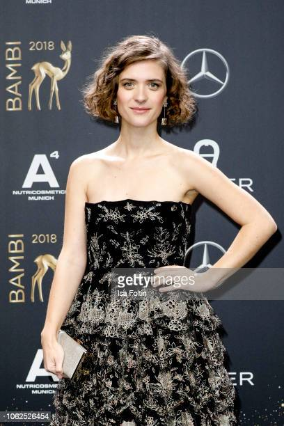 German actress Liv Lisa Fries attends the 70th Bambi Awards at Stage Theater on November 16, 2018 in Berlin, Germany.