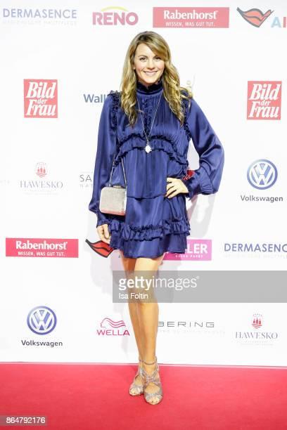 German actress Luise Baehr attends the 'Goldene Bild der Frau' award at Hamburg Cruise Center on October 21 2017 in Hamburg Germany