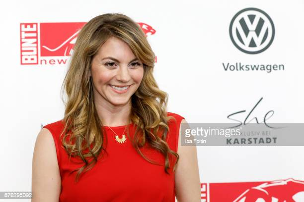 German actress Luise Baehr attends the New Faces Award Style 2017 at The Grand on November 15 2017 in Berlin Germany
