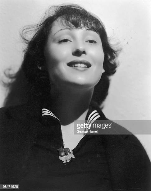 German actress Luise Rainer circa 1936