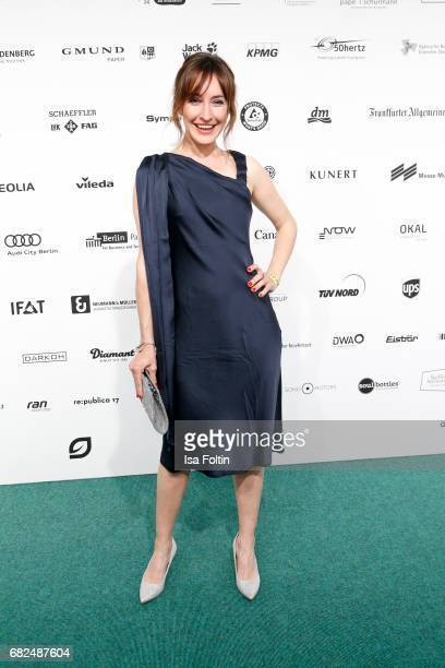 German actress Maike von Bremen attends the GreenTec Awards at ewerk on May 12 2017 in Berlin Germany