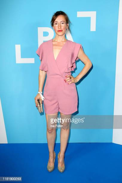 German actress Maike von Bremen attends the summer party of the German Producers Alliance on June 25 2019 in Berlin Germany