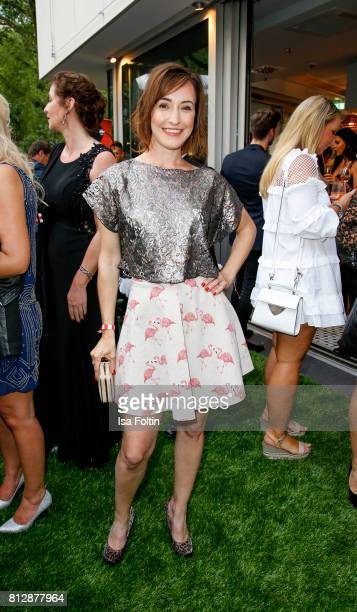 German actress Maike von Bremen during the 'True Berlin' Hosted By Shan Rahimkhan on July 11 2017 in Berlin Germany