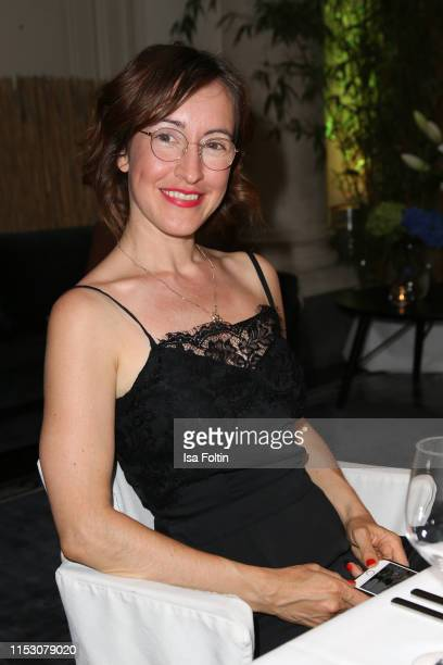 German actress Maike von Bremen during the TwoTell Ladiesdinner 2019 at Hotel De Rome on June 30 2019 in Berlin Germany