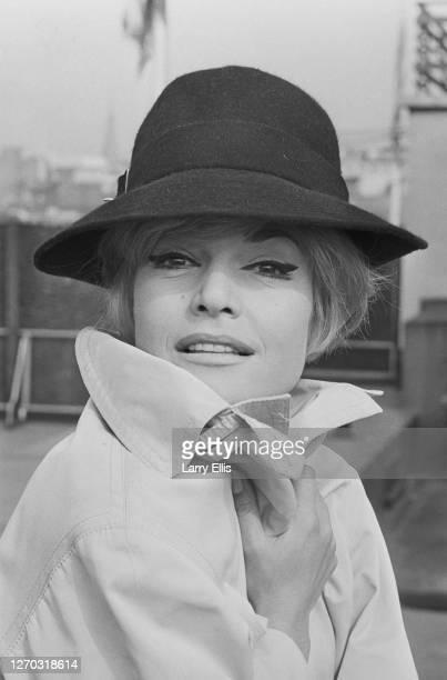 German actress Margit Saad, 22nd September 1966.