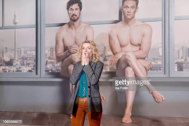 German actress Maria Furtwaengler attends the German premiere of the movie '100 Dinge' at CineStar on November 26 2018 in Berlin Germany