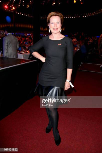 German actress Marion Kracht during the Ulrich Wickert Award for Childen's Rights at Tipi am Kanzleramt on September 11, 2019 in Berlin, Germany.