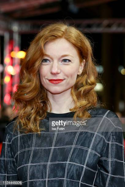 German actress Marleen Lohse attends the M Eine Stadt sucht einen Moerder premiere during the 69th Berlinale International Film Festival Berlin at...