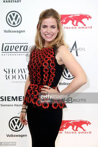 German actress Merle Collet attends the New Faces Award Style 2017 at The Grand on November 15 2017 in Berlin Germany