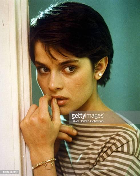 German actress Nastassja Kinski as Irena Gallier in 'Cat People' directed by Paul Schrader 1982