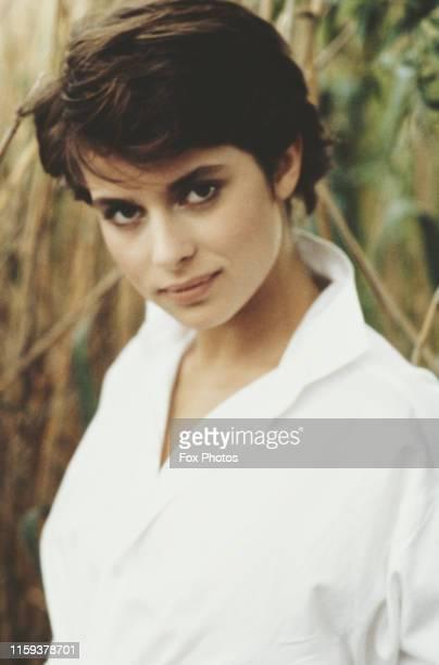 German actress Nastassja Kinski circa 1986