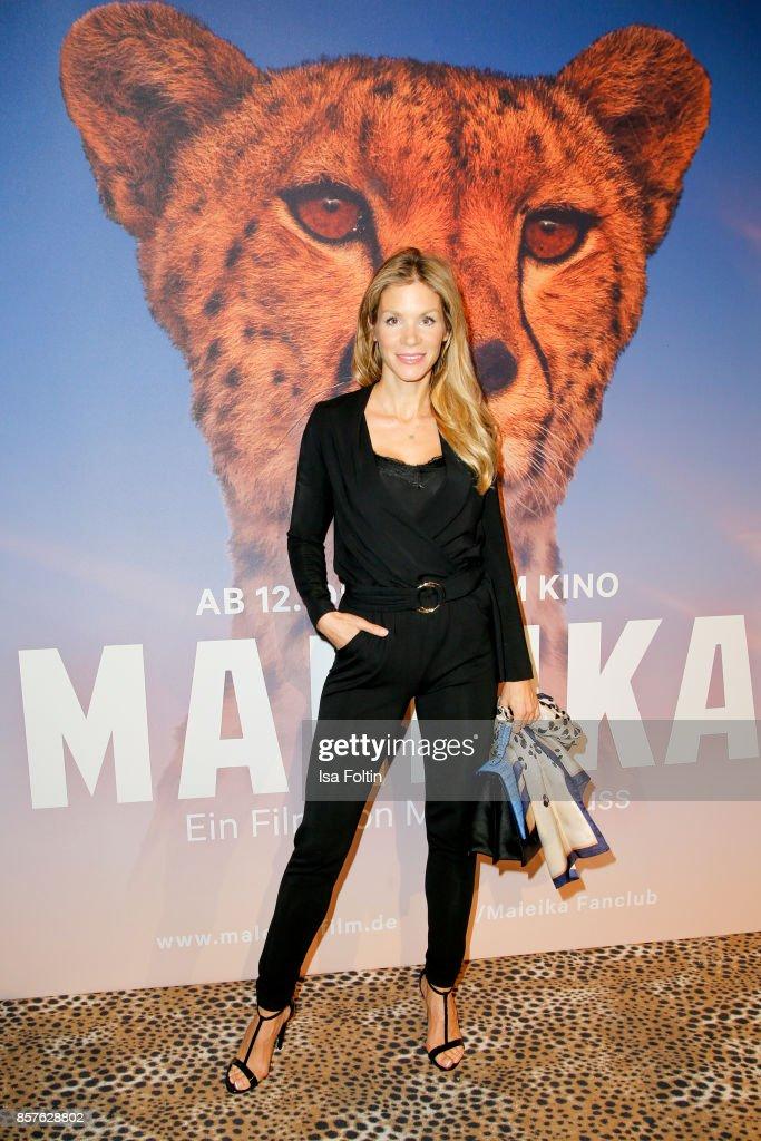 'Maleika' Premiere In Berlin