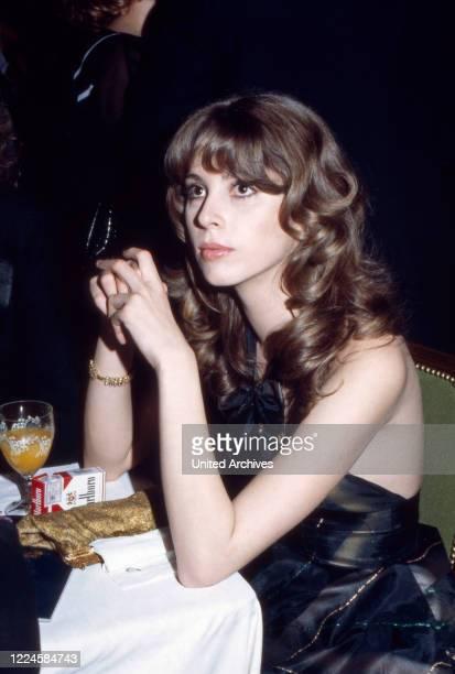 German actress Olivia Pascal Germany 1970s