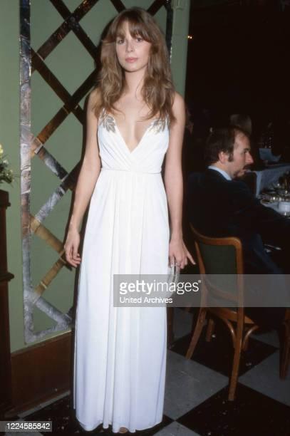 German actress Olivia Pascal Germany 1980s