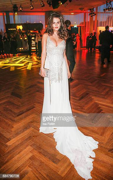 German actress Ruby O Fee attends the German Film Award After Show Party at Palais am Funkturm on May 27 2016 in Berlin Germany