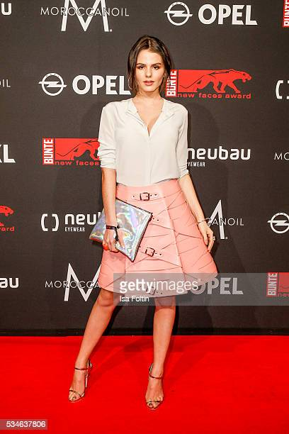 German actress Ruby O Fee attends the New Faces Award Film 2016 at ewerk on May 26 2016 in Berlin Germany