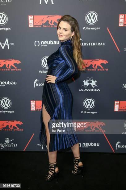 German actress Ruby O Fee attends the New Faces Award Film at Spindler Klatt on April 26 2018 in Berlin Germany