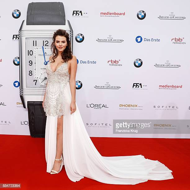 German actress Ruby O Fee during the Lola German Film Award 2016 on May 27 2016 in Berlin Germany