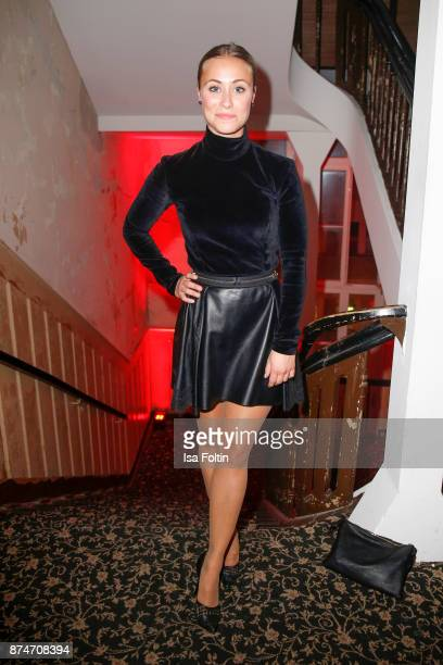 German actress Sina Tkotsch during the New Faces Award Style 2017 at The Grand on November 15 2017 in Berlin Germany