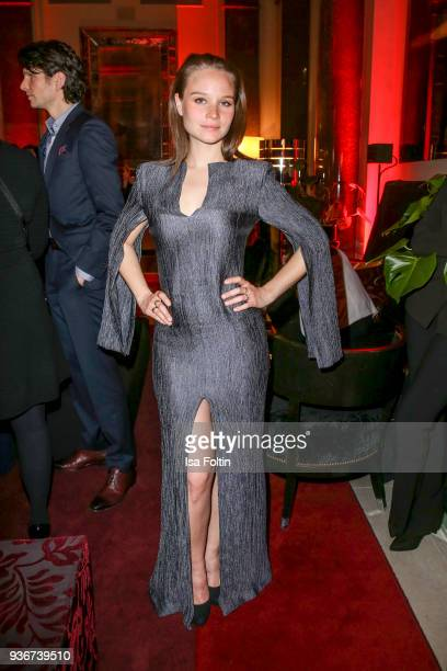 German actress Sonja Gerhardt during the Reemtsma Liberty Award 2018 on March 22 2018 in Berlin Germany