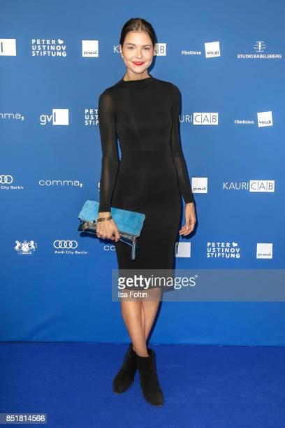 German actress Susan Hoecke during the 6th German Actor Award Ceremony at Zoo Palast on September 22, 2017 in Berlin, Germany.