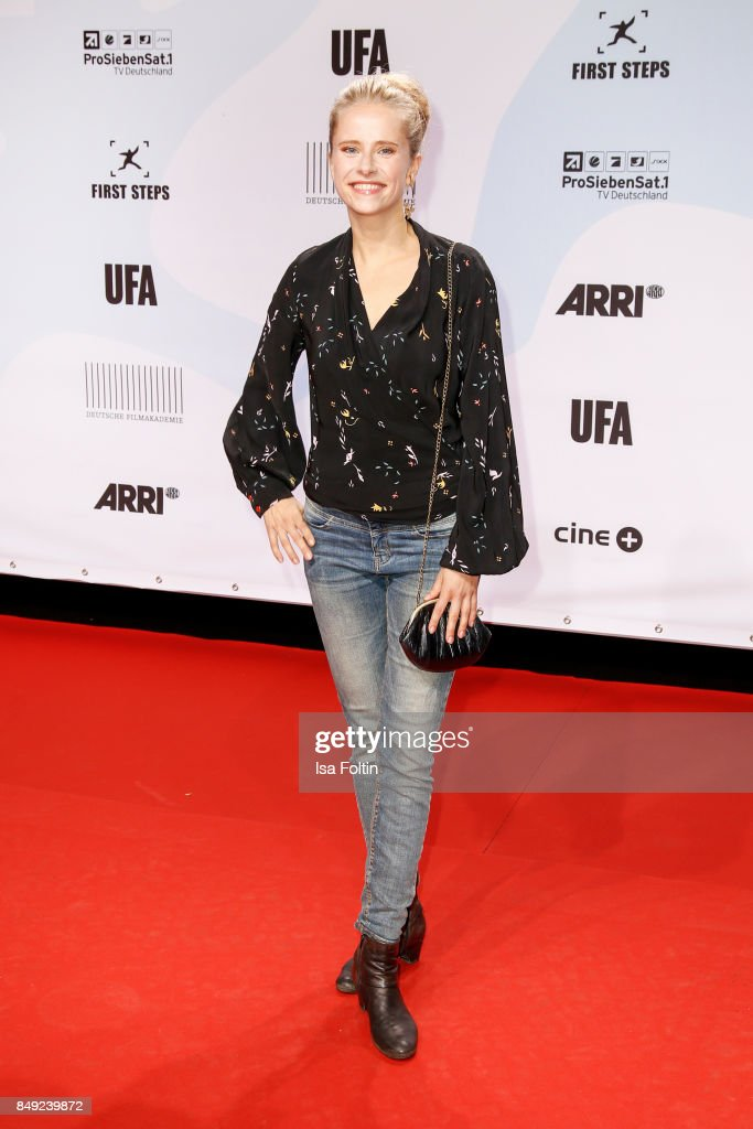 German actress Susanne Bormann attends the First Steps Awards 2017 at Stage Theater on September 18, 2017 in Berlin, Germany.
