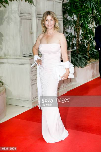 German actress Tina Ruland attends the Felix Burda Award 2017 at Hotel Adlon on May 14 2017 in Berlin Germany
