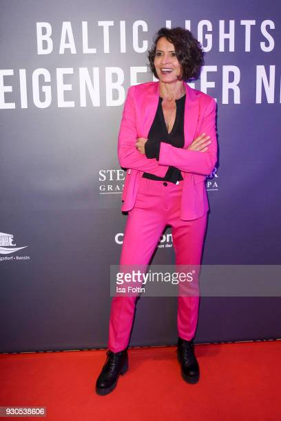 German actress Ulrike Folkerts during the 'Baltic Lights' charity event on March 10 2018 in Heringsdorf Germany The annual event hosted by German...
