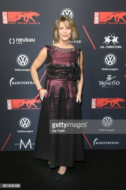 German actress Valerie Niehaus attends the New Faces Award Film at Spindler Klatt on April 26 2018 in Berlin Germany
