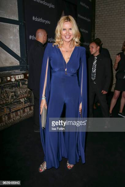 German actress Veronica Ferres during the Douglas X Peter Lindbergh campaign launch at ewerk on May 30 2018 in Berlin Germany
