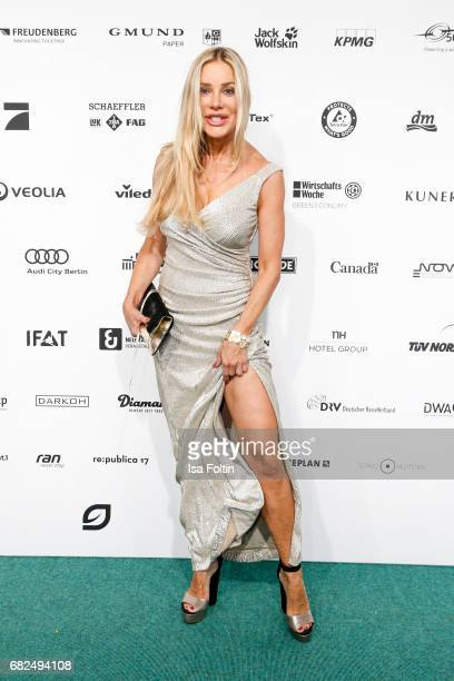 German actress Xenia Seeberg attends the GreenTec Awards at ewerk on May 12 2017 in Berlin Germany