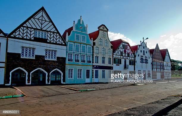 German architecture Brazil