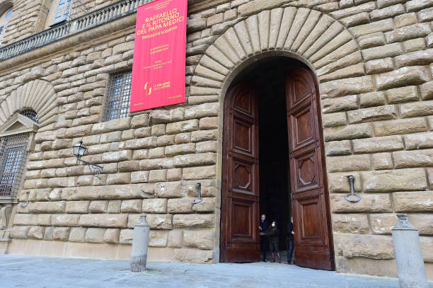 ITA: Boboli Gardens Reopening In Florence