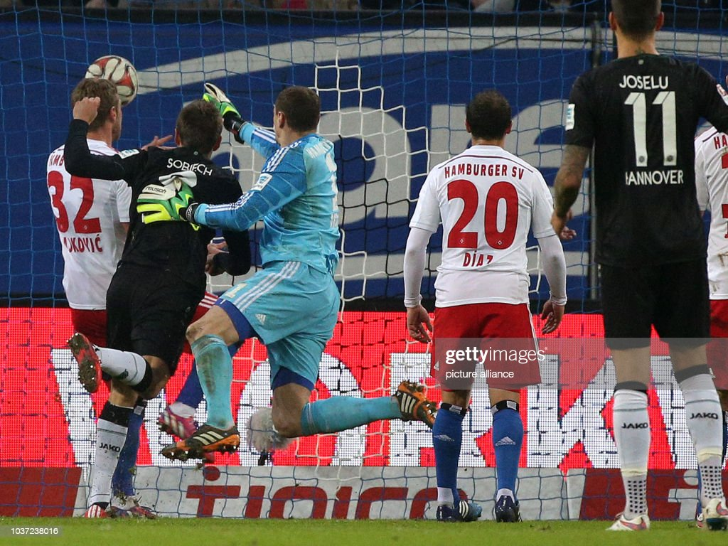 Hamburger Sv Vs Hannover 96 Pictures Getty Images