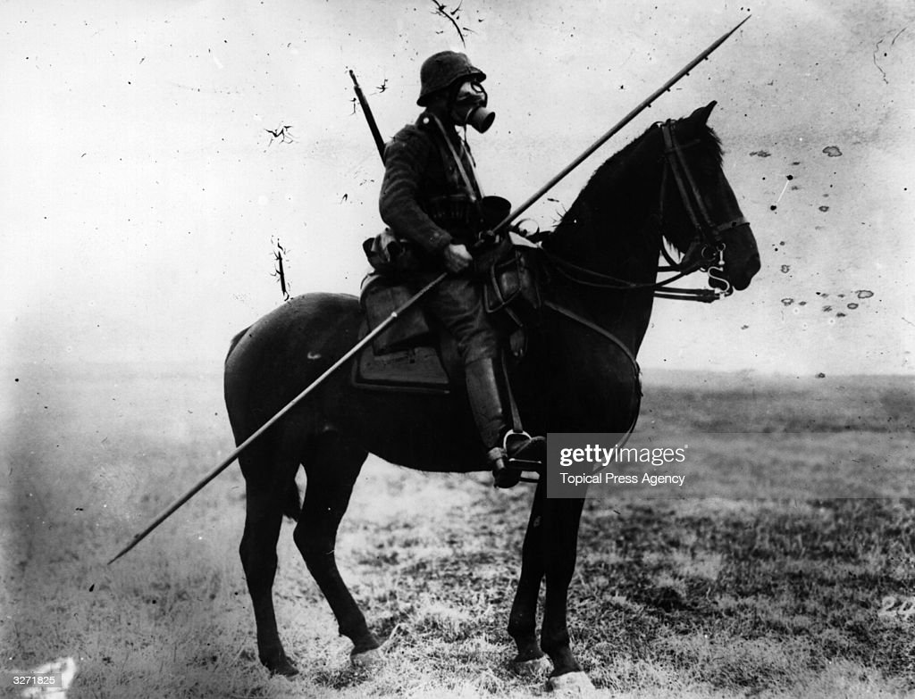 Cavalryman : News Photo