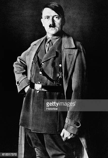 German Chancellor Adolf Hitler