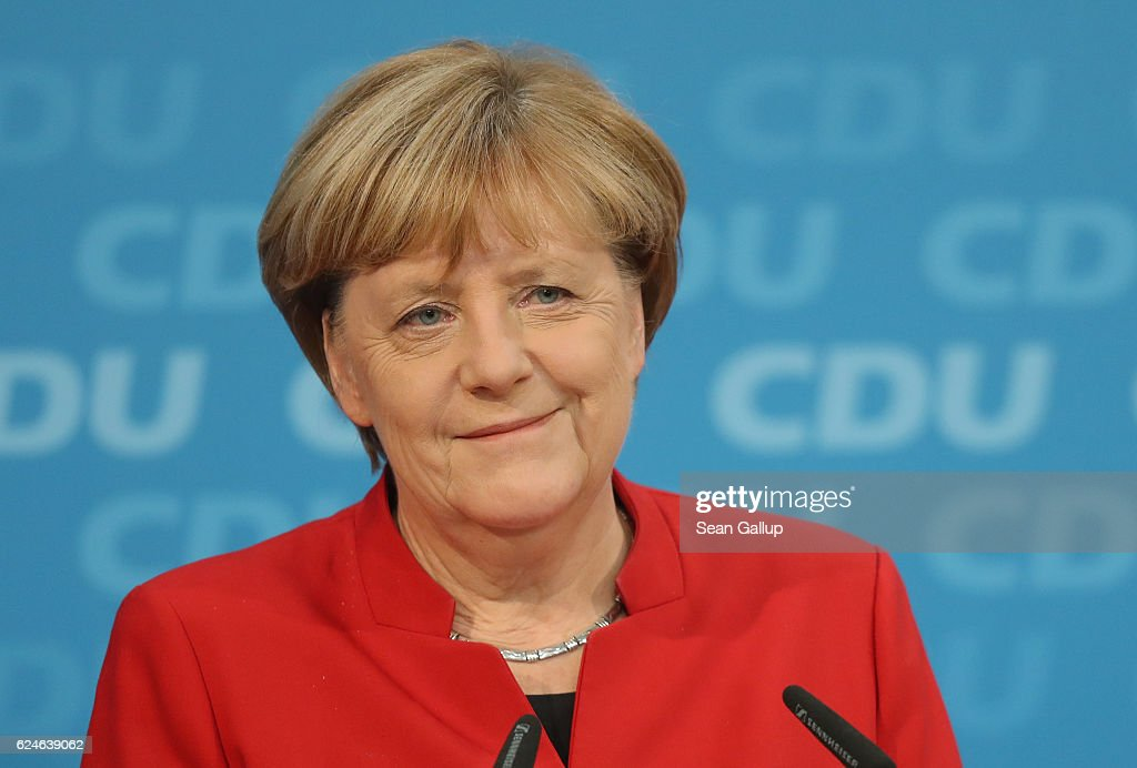 Merkel Announces She Will Run For Fourth Term