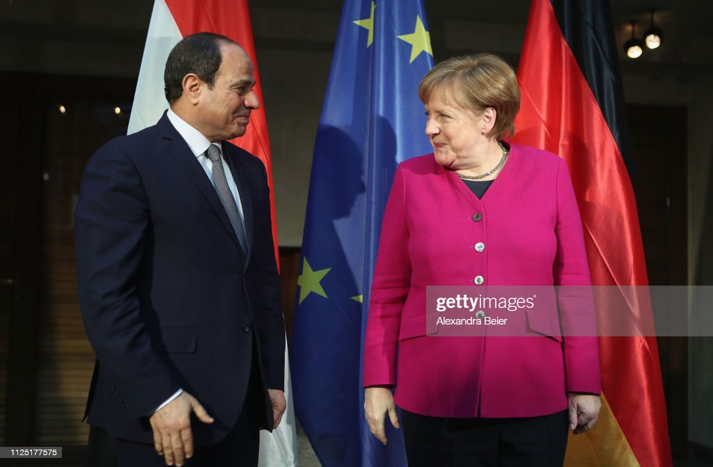 55th Munich Security Conference : News Photo