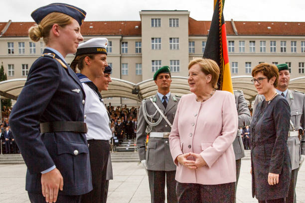 DEU: Germany Commemorates Stauffenberg Hitler Assassination Attempt 75th Anniversary