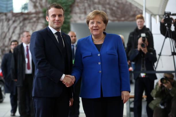 DEU: Berlin Hosts UN Libya Conference