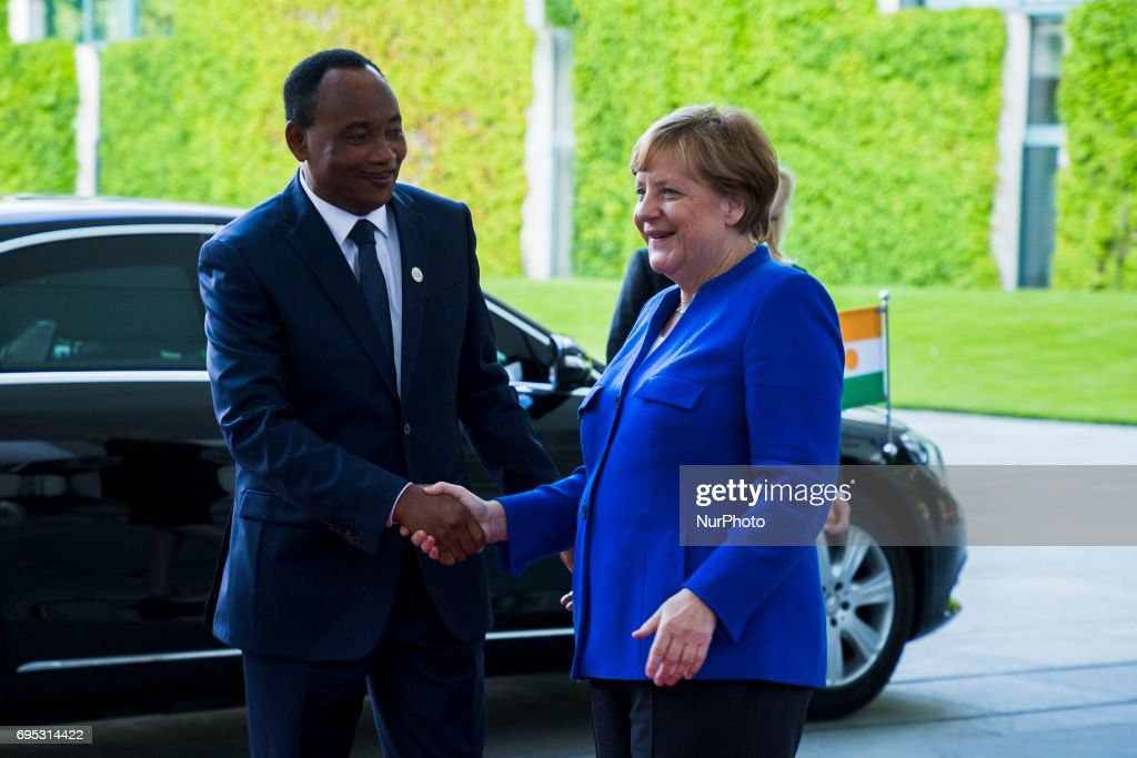 Germany Holds G20 Africa Conference