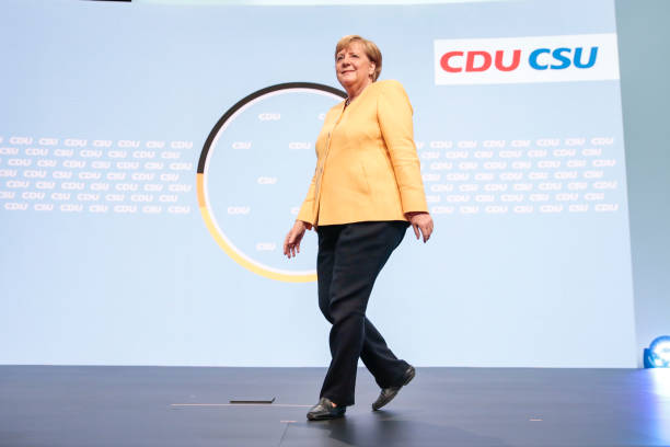 DEU: CDU Holds Final Phase Election Campaign Launch