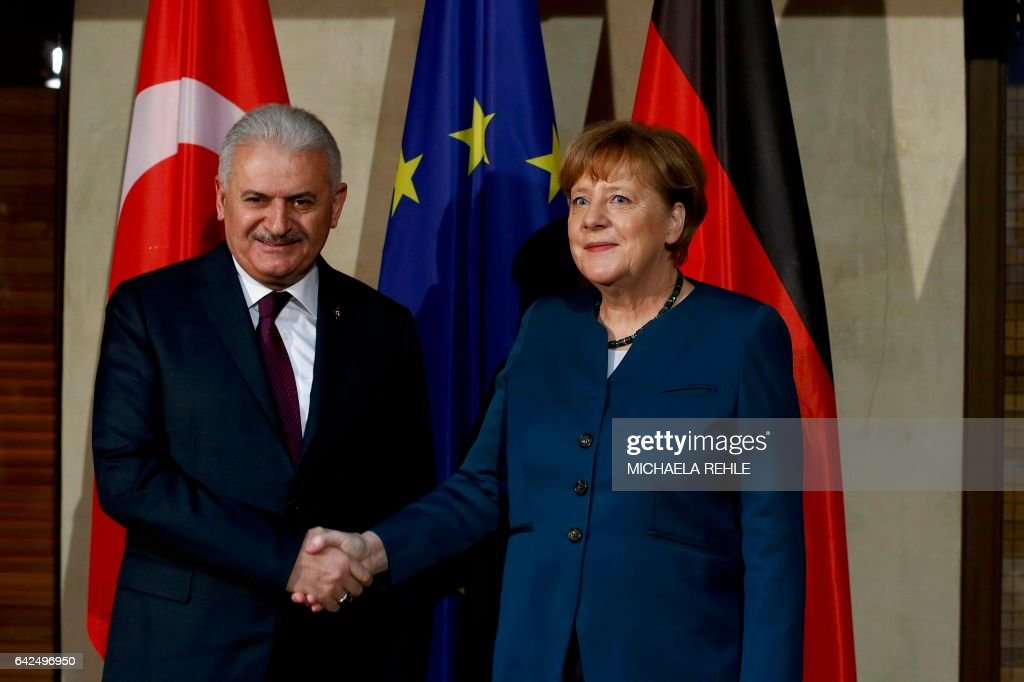 GERMANY-MUNICH-SECURITY-CONFERENCE : Nachrichtenfoto